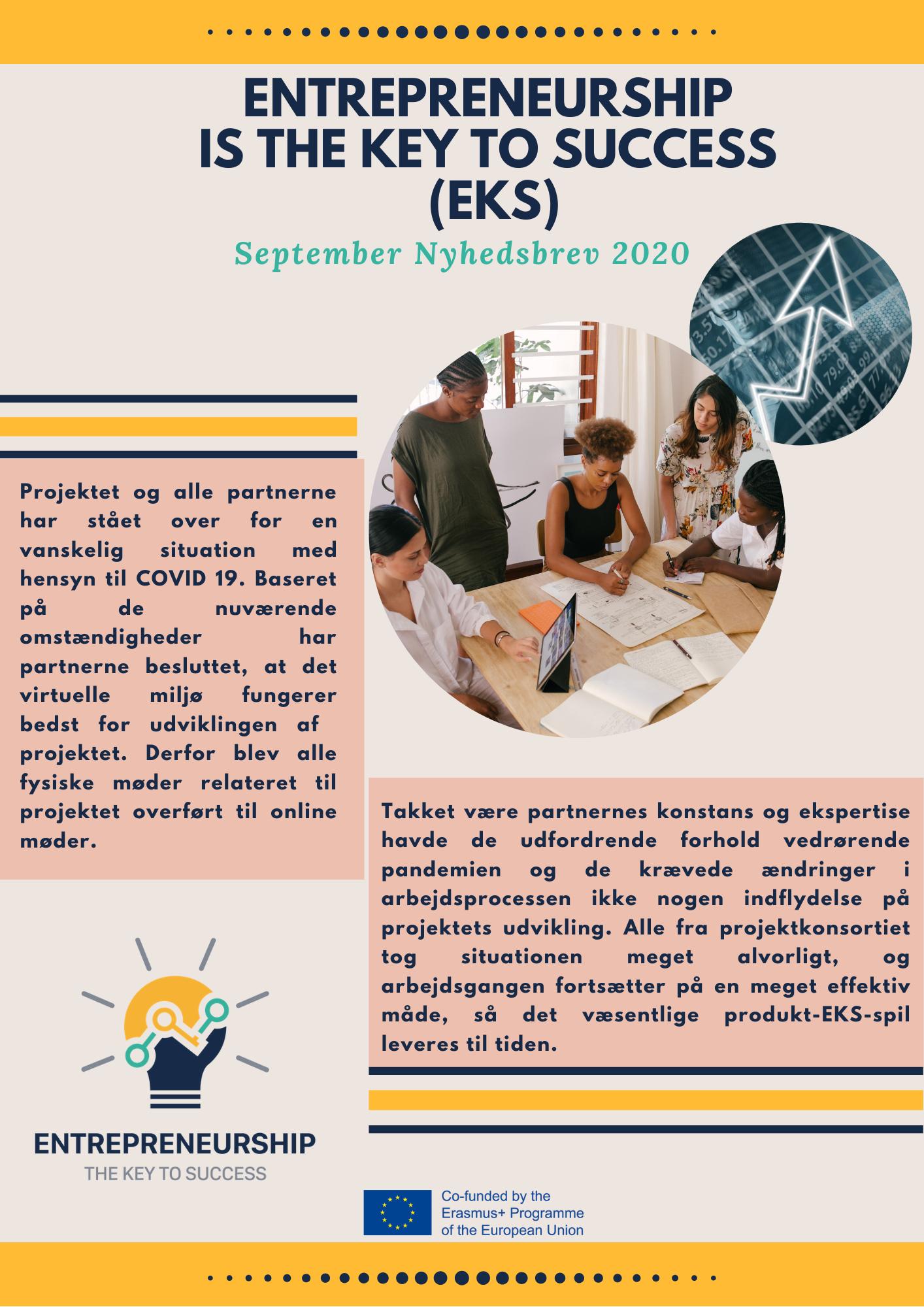 Entrepreneurship is the Key to Success (EKS)-3